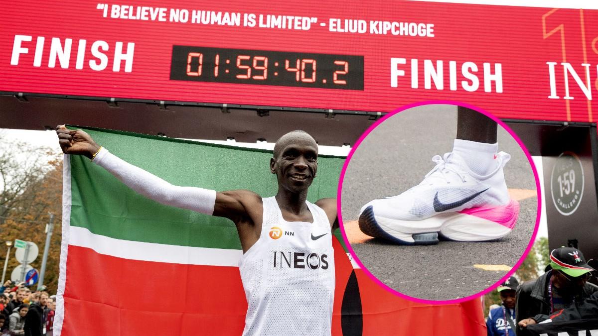 Weltverband nimmt von Nike Leichtathletik Vaporfly genau zVMqUSp