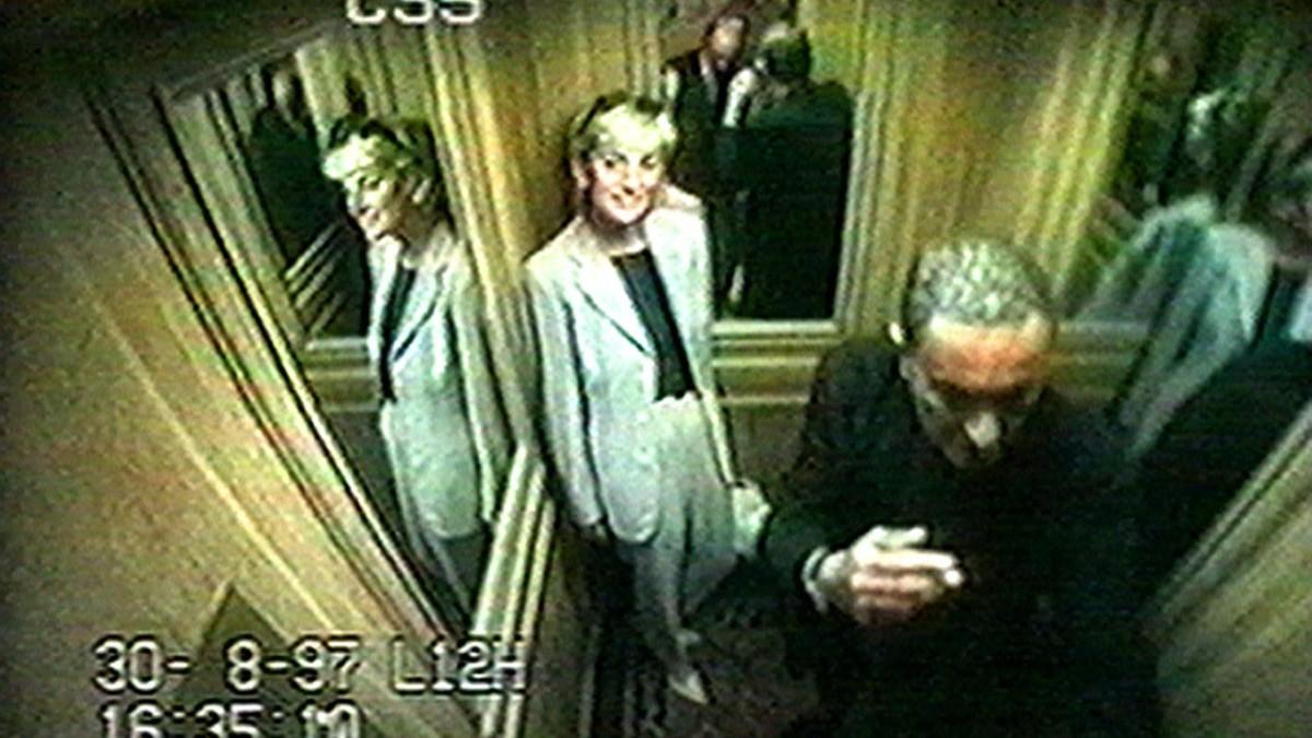 Diana schockierende lady beweise lebt Lady Diana