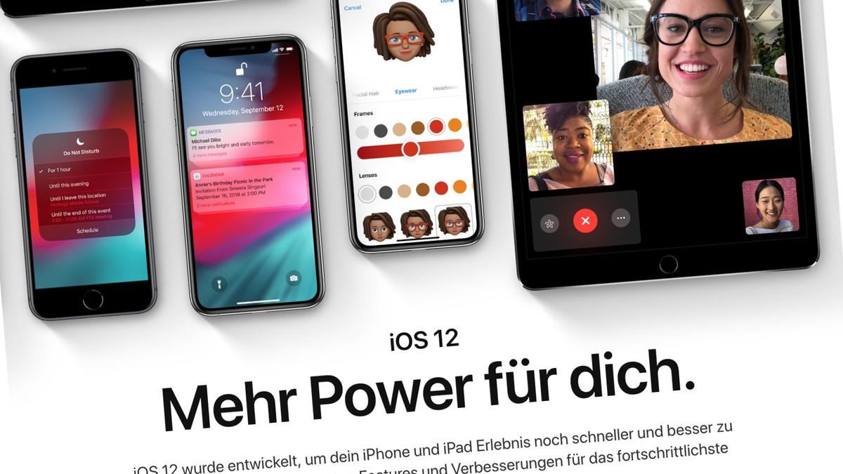 iOS 20 macht alte iPhones und iPads schneller der Test