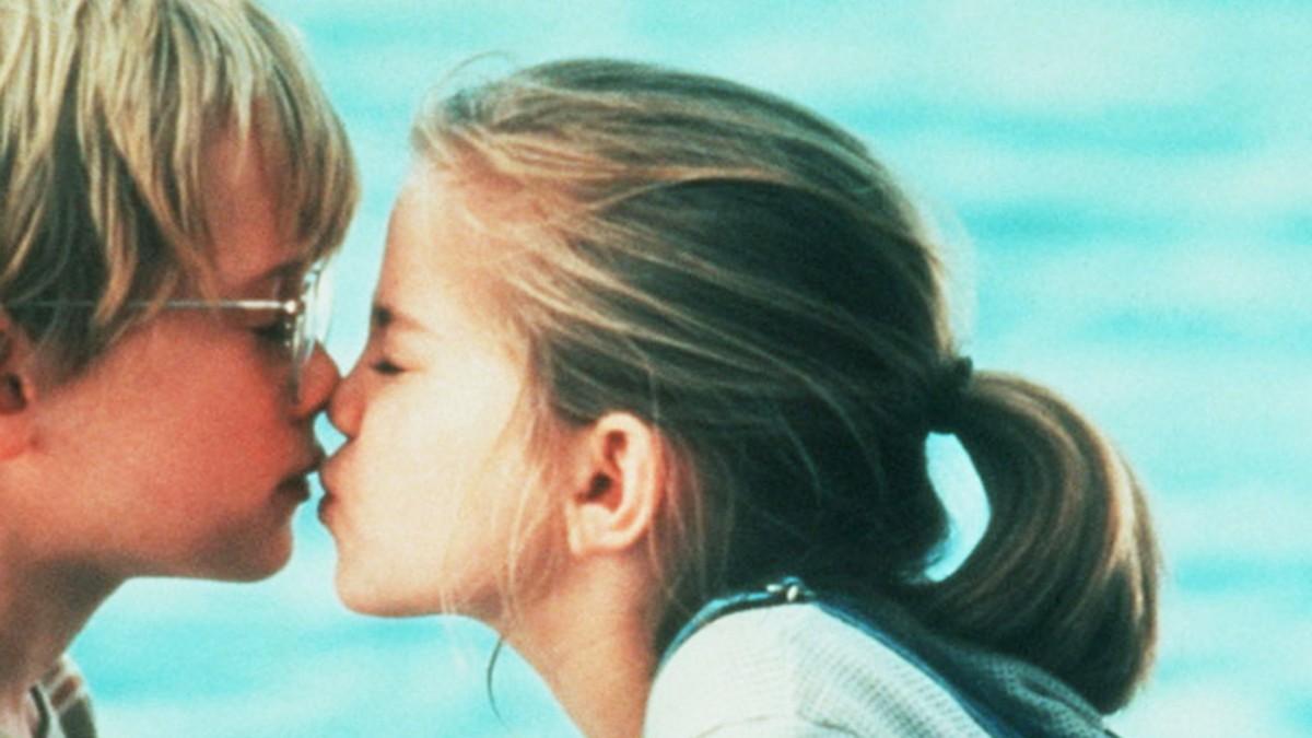 erster kuss mit zunge oder ohne